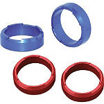 Factory Connection Oil Lock Collar Set - Honda CRF450X Dirt Bike Suspension