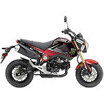 Factory Effex Monster Graphics - Honda - Factory Effex Motorcycle Graphic Kits and Decals