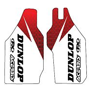 2013 Factory Effex Fork Guard Graphics - Honda