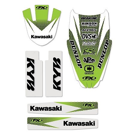Factory Effex Standard Trim Kit - Kawasaki - Main