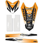Factory Effex Standard Trim Kit - KTM - Factory Effex Dirt Bike Parts