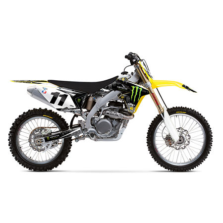 2011 Factory Effex Monster Energy Graphics - Suzuki - Main