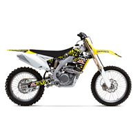 2011 Factory Effex Metal Mulisha Graphics - Suzuki