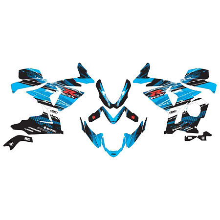 Factory Effex EV-X Complete Graphic Kit - OEM Colors - Main