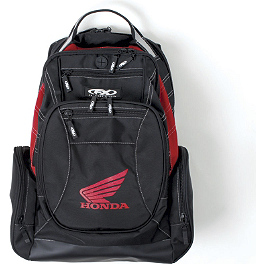 Factory Effex Honda Backpack - 2014 Troy Lee Designs Ignition Backpack