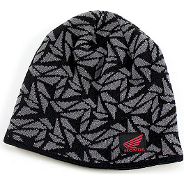Factory Effex Honda Lockdown Beanie - Troy Lee Designs Honda Wing Beanie