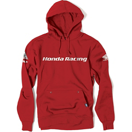 Factory Effex Honda Racing Hoody - Factory Effex Honda Ride Red Vert T-Shirt