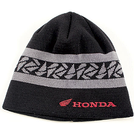 Factory Effex Honda Stripe Beanie - One Industries Honda Dart Beanie