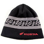 Factory Effex Honda Stripe Beanie - Mens Casual Motocross Dirt Bike Beanies