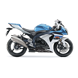 Factory Effex Lower Graphic Kit - 2011 Suzuki GSX1300R - Hayabusa Factory Effex EV-R Complete Graphic Kit - OEM Colors