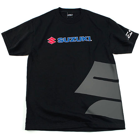 Factory Effex Suzuki Big S T-Shirt - Main