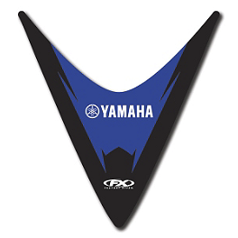 Factory Effex Windscreen Graphic Kit - 2006 Yamaha YZF - R6 Factory Effex EV-R Complete Graphic Kit - OEM Colors
