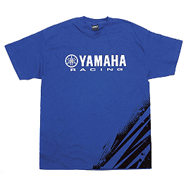 Factory Effex Yamaha Flare T-Shirt - Factory Effex Yamaha Racing Flexfit Hat