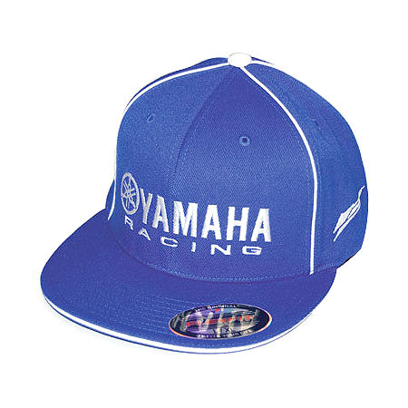 Factory Effex Yamaha Racing Flexfit Hat - Main