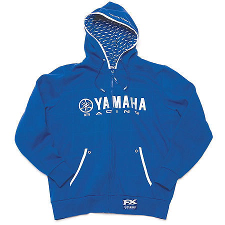 Factory Effex Yamaha Racing Zip Hoody - Main