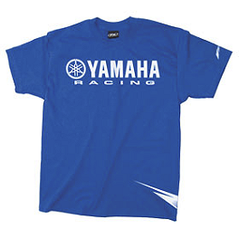 Factory Effex Yamaha Strobe T-Shirt - One Industries Yamaha Racer T-Shirt