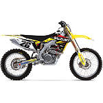 Factory Effex EVO 9 Graphics - Suzuki - Dirt Bike Graphic Kits