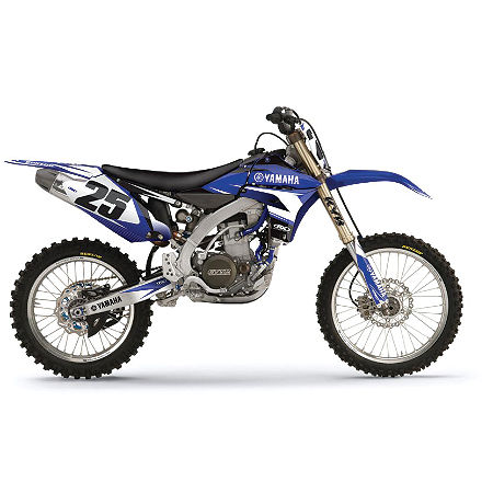 2012 Factory Effex EVO 9 Graphics - Yamaha - Main