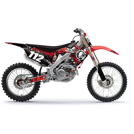 2012 Factory Effex Metal Mulisha Graphics - Honda - Main