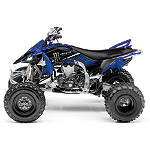 2013 Factory Effex Monster Energy ATV Graphics - Yamaha - Yamaha RAPTOR 700 ATV Body Parts and Accessories