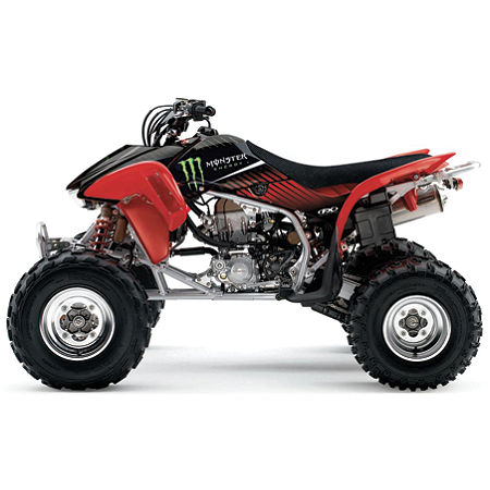 2013 Factory Effex Monster Energy ATV Graphics - Honda - Main