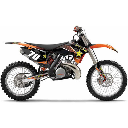 2013 Factory Effex Rockstar Complete Graphics Kit - KTM - Main