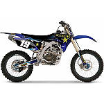 2013 Factory Effex Rockstar Complete Graphics Kit - Yamaha - Dirt Bike Graphic Kits