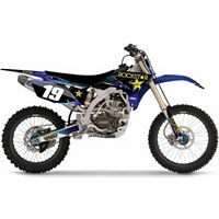 2013 Factory Effex Rockstar Complete Graphics Kit - Yamaha