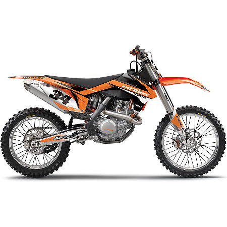 2013 Factory Effex EVO 10 Graphics - KTM - Main