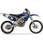 2013 Factory Effex EVO 10 Graphics - Yamaha - Yamaha TTR125 Dirt Bike Body Parts and Accessories