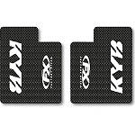 2013 Factory Effex Upper Fork Graphics - KYB - Factory Effex Dirt Bike Trim Decals