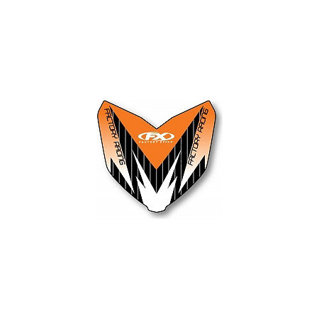 2013 Factory Effex Front Fender Decal - KTM - Main