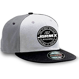 Factory Effex JGR Emblem Flexfit Hat - Fly Racing Title Belt
