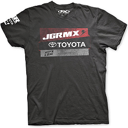Factory Effex JGR Level T-Shirt - Alias Geico Race Team T-Shirt