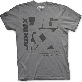 Factory Effex JGR Silhouette T-Shirt - One Industries Striker Premium T-Shirt