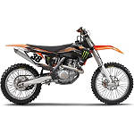 2013 Factory Effex Monster Energy Graphics - KTM - Factory Effex Dirt Bike Graphic Kits