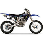 2013 Factory Effex Monster Energy Graphics - Yamaha - Dirt Bike Graphic Kits