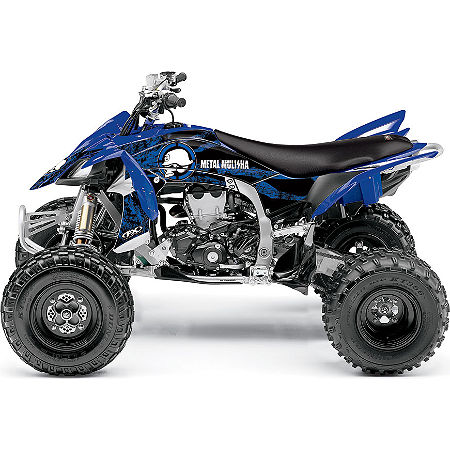 2013 Factory Effex Metal Mulisha ATV Graphics Kit - Yamaha - Main