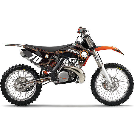 2013 Factory Effex Metal Mulisha Graphics - KTM - Main