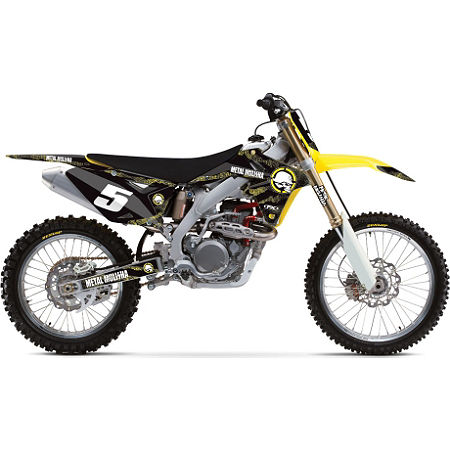 2013 Factory Effex Metal Mulisha Graphics - Suzuki - Main