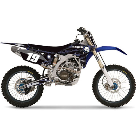 2013 Factory Effex Metal Mulisha Graphics - Yamaha - Main