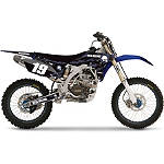 2013 Factory Effex Metal Mulisha Graphics - Yamaha - Dirt Bike Graphic Kits