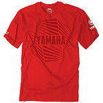 Factory Effex Yamaha Orb T-Shirt - Mens Casual Motocross Dirt Bike T-Shirts