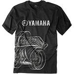 Factory Effex Yamaha R1 T-Shirt - Factory Effex Dirt Bike Mens T-Shirts