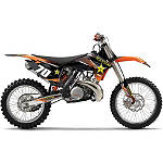 2013 Factory Effex Rockstar Complete Graphic Kit - KTM - Dirt Bike Graphic Kits