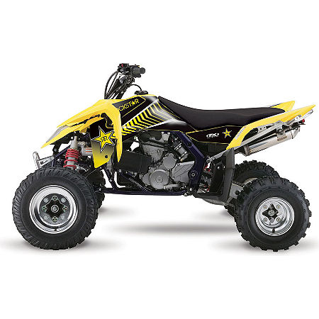 2013 Factory Effex Rockstar ATV Graphics Kit - Suzuki - Main