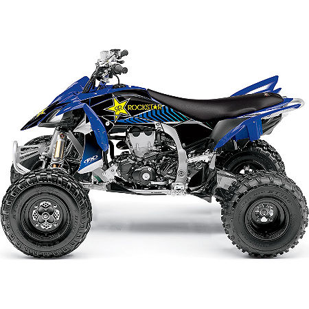 2013 Factory Effex Rockstar ATV Graphics Kit - Yamaha - Main