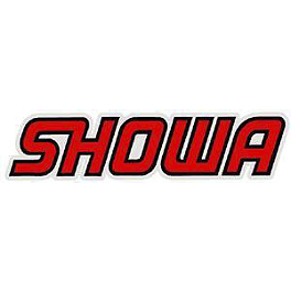 2013 Factory Effex Generic Fork / Swingarm Stickers - Showa - 2013 Factory Effex Upper Fork Graphics - Showa
