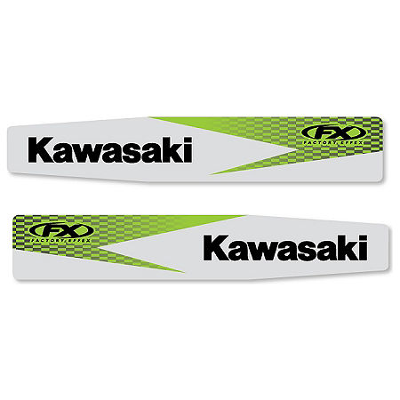 2013 Factory Effex Swingarm Decal - Kawasaki - Main