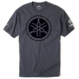 Factory Effex Yamaha Tuning Fork T-Shirt - One Industries Foundation Premium T-Shirt